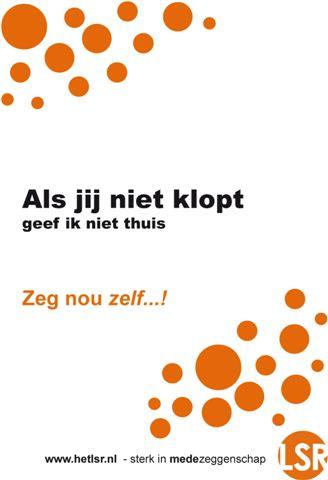 Poster zeggenschap 1