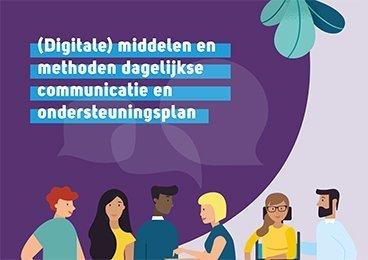 Brochure ondersteuningsplan en communicatie