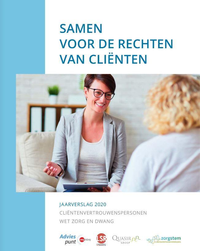 Jaarverslag nieuwe dienst CVP Wzd-aanbieders beschikbaar